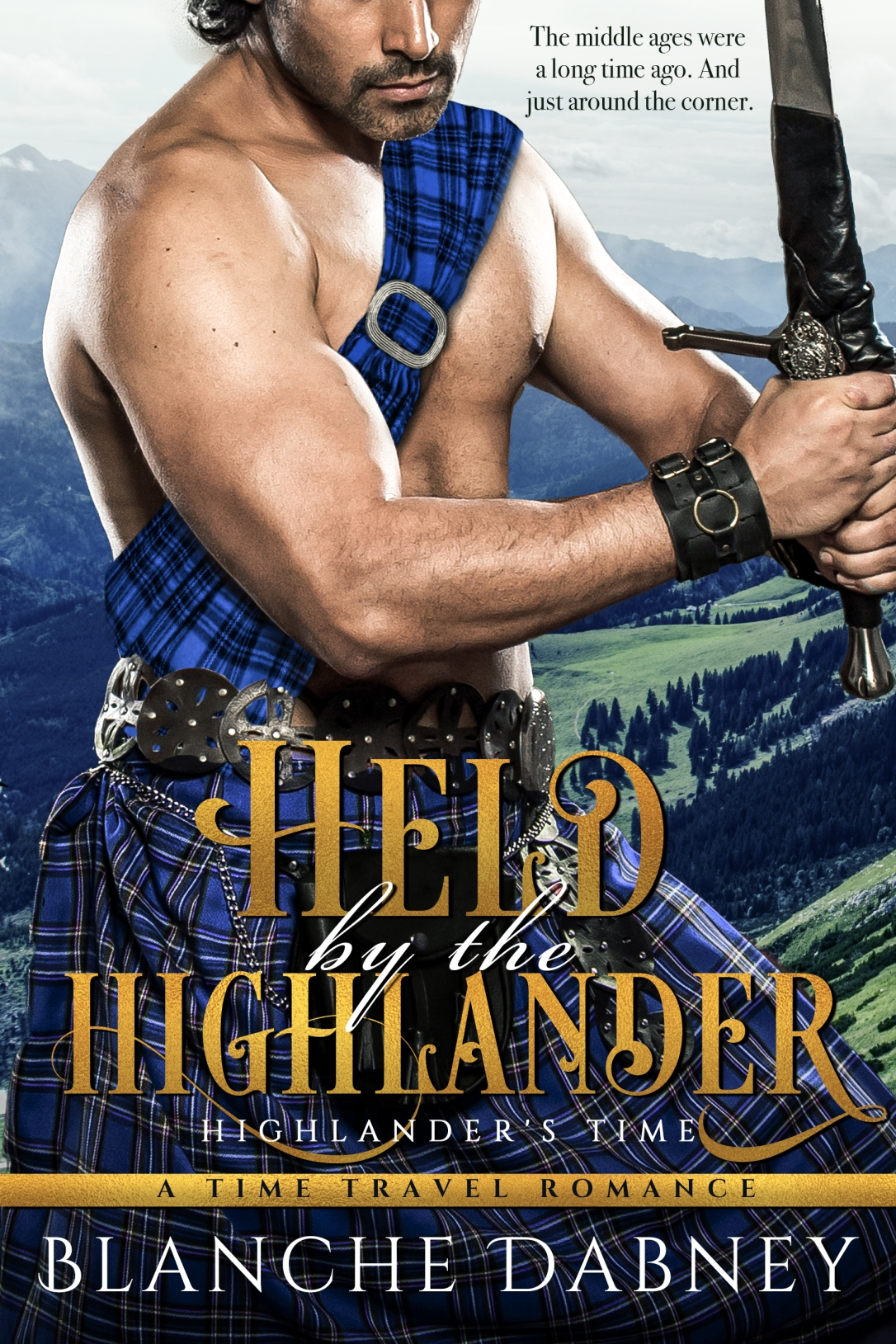 Held by the Highlander
